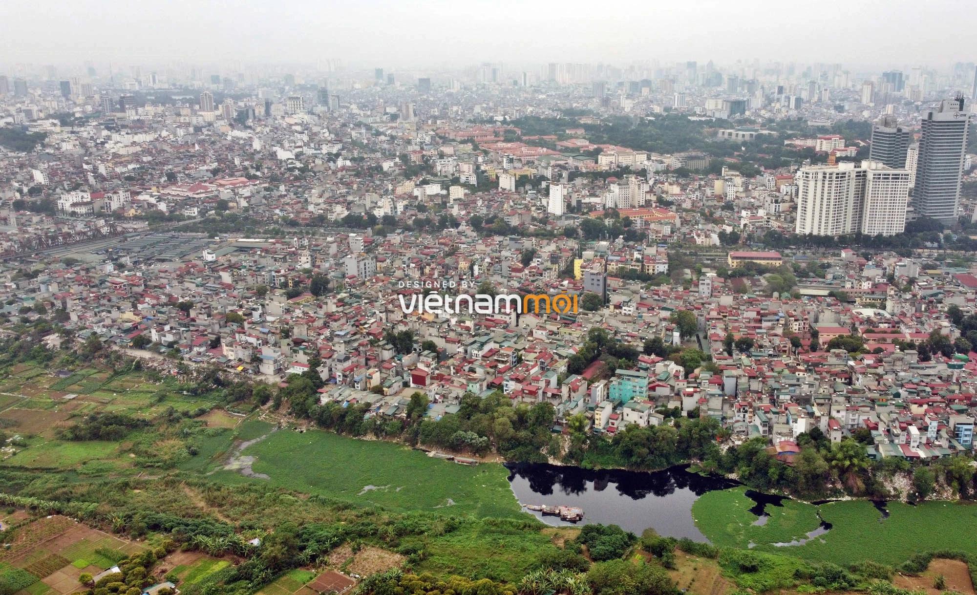 Toàn cảnh hiện trạng Phân khu đô thị sông Hồng trên địa bàn quận Ba Đình - Ảnh 7.
