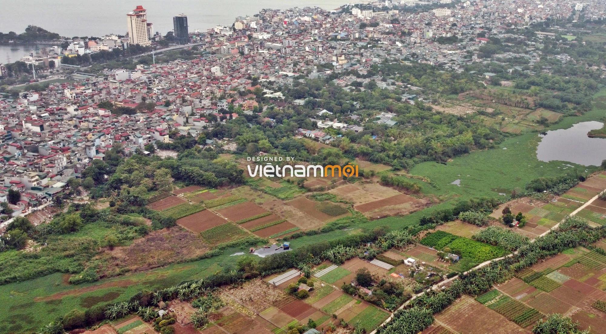 Toàn cảnh hiện trạng Phân khu đô thị sông Hồng trên địa bàn quận Ba Đình - Ảnh 8.