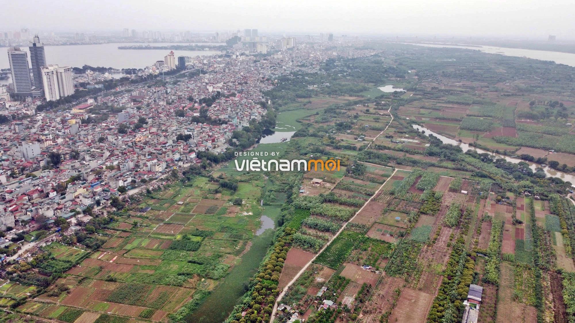 Toàn cảnh hiện trạng Phân khu đô thị sông Hồng trên địa bàn quận Ba Đình - Ảnh 15.
