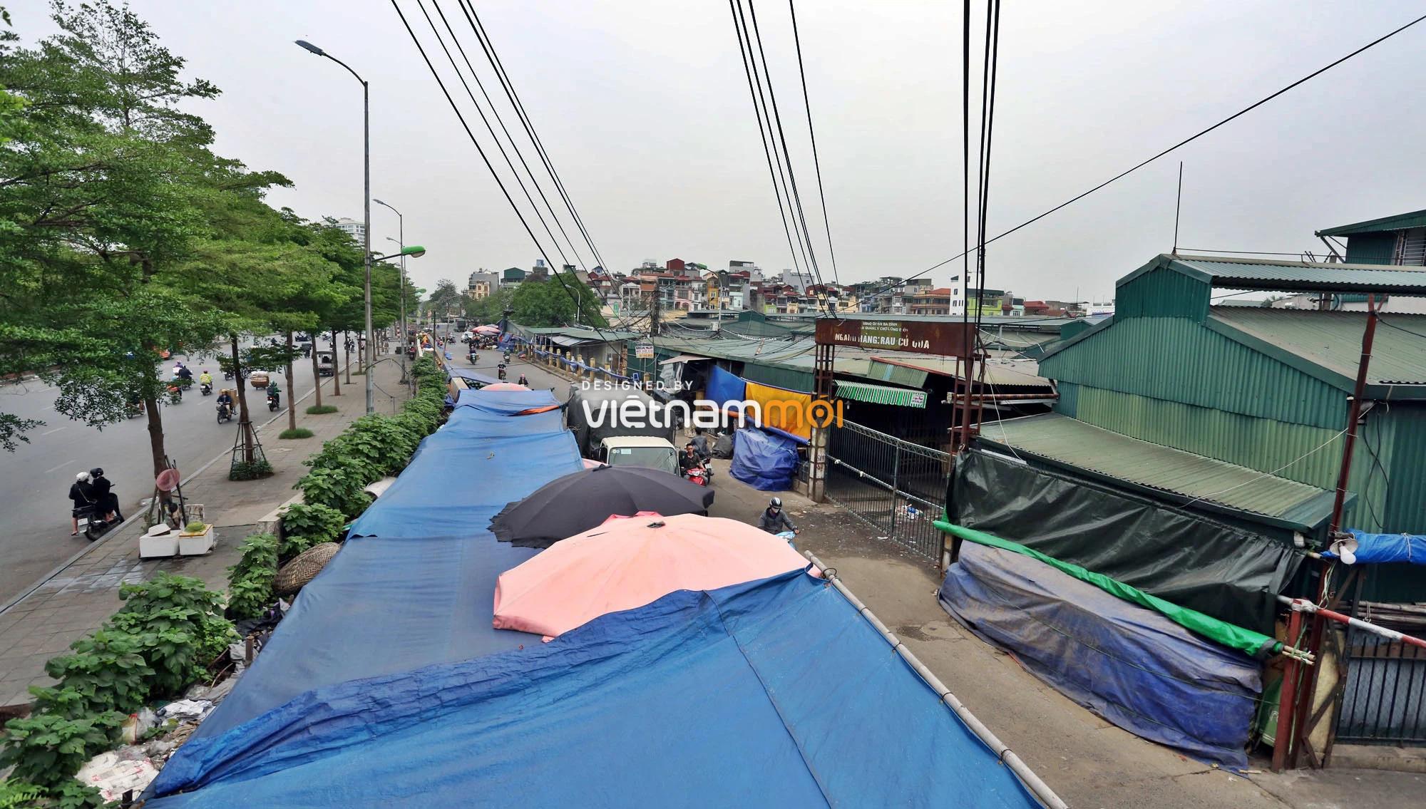 Toàn cảnh hiện trạng Phân khu đô thị sông Hồng trên địa bàn quận Ba Đình - Ảnh 16.