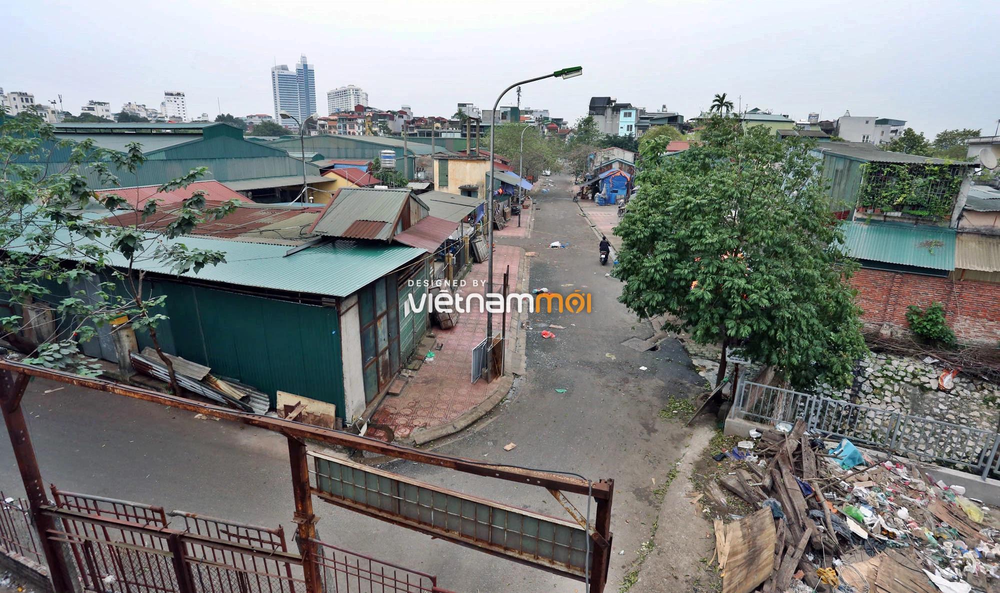 Toàn cảnh hiện trạng Phân khu đô thị sông Hồng trên địa bàn quận Ba Đình - Ảnh 17.