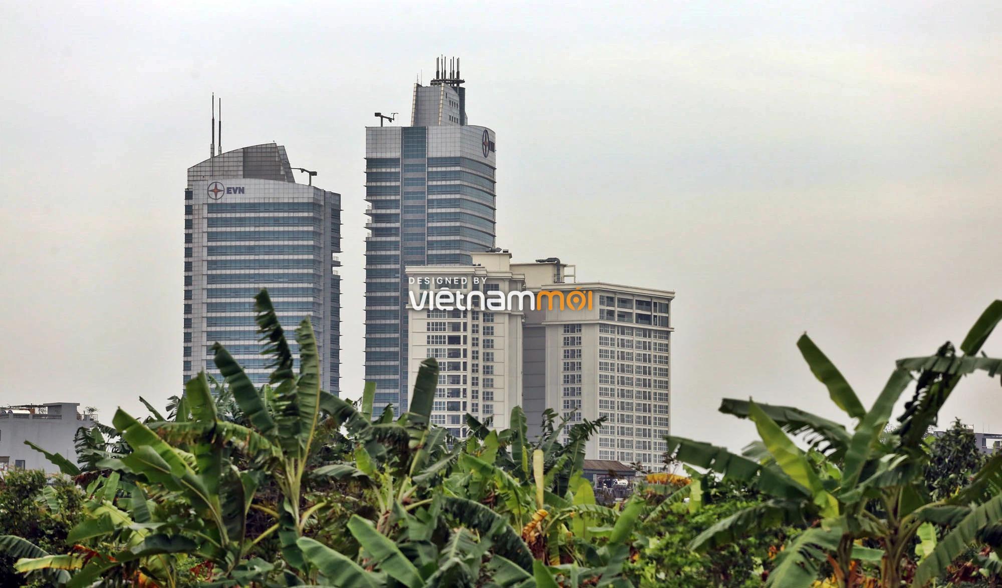Toàn cảnh hiện trạng Phân khu đô thị sông Hồng trên địa bàn quận Ba Đình - Ảnh 21.