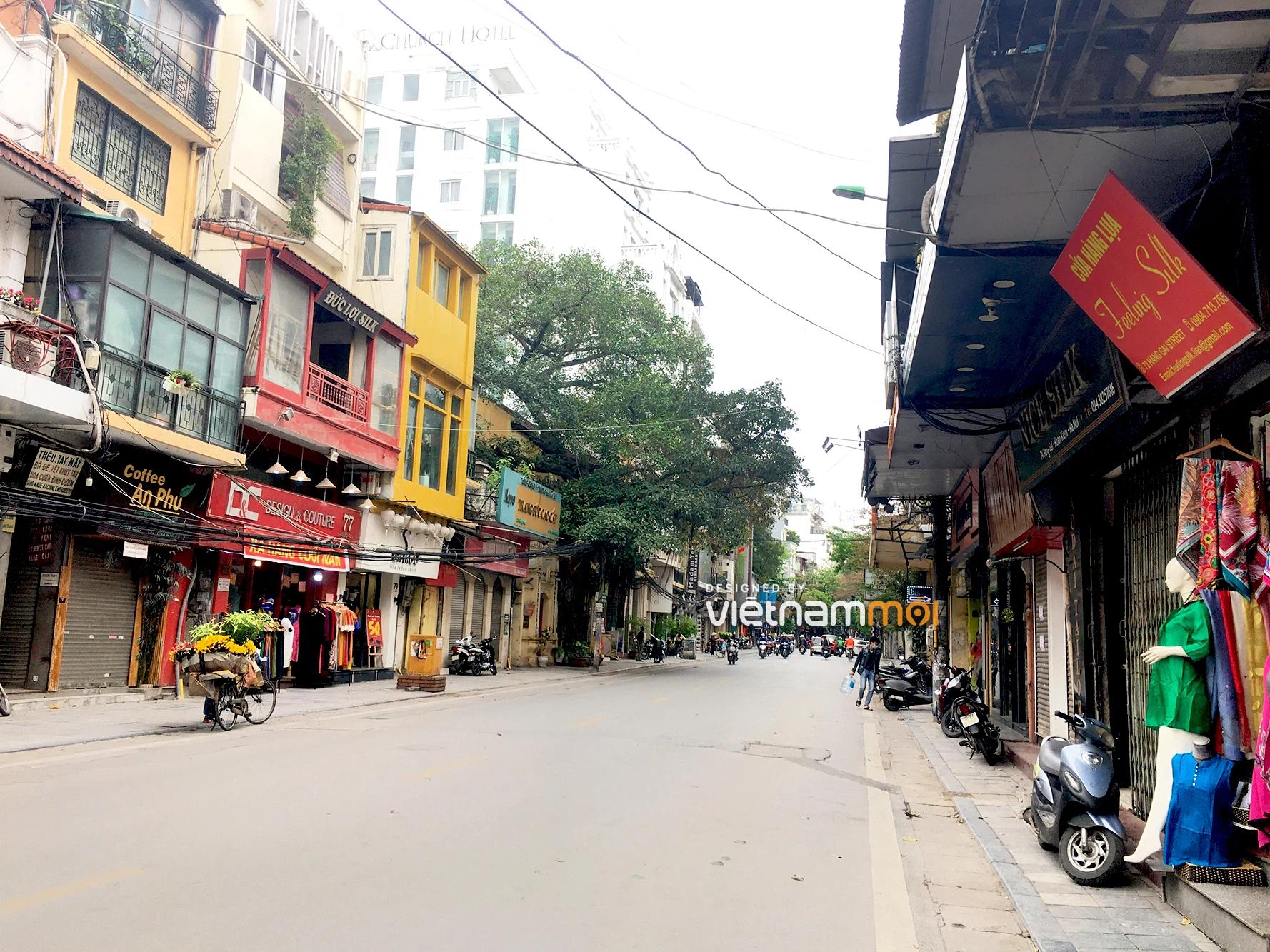 Quy mô khu phố cổ Hà Nội rộng 82 ha, xây cao tối đa 4 tầng - Ảnh 2.