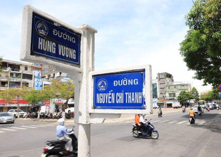 Giá đất đường Hùng Vương, thành phố Đà Nẵng - Ảnh 1.