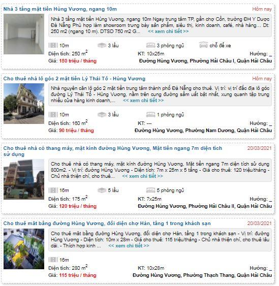 Giá đất đường Hùng Vương, thành phố Đà Nẵng - Ảnh 5.