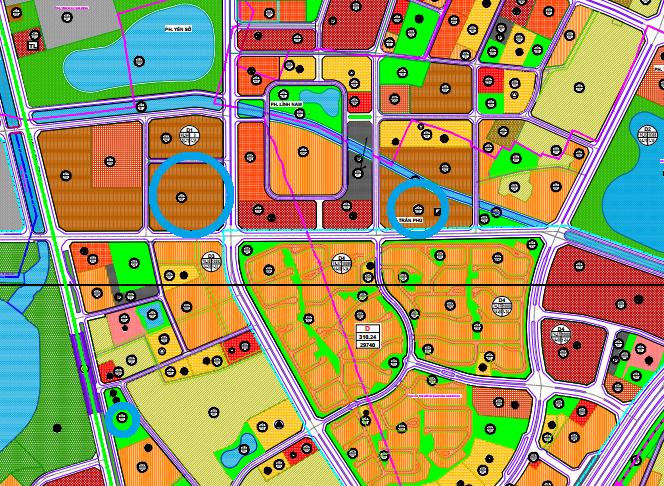 Đất dính quy hoạch ở quận Hoàng Mai, Hà Nội - Ảnh 1.
