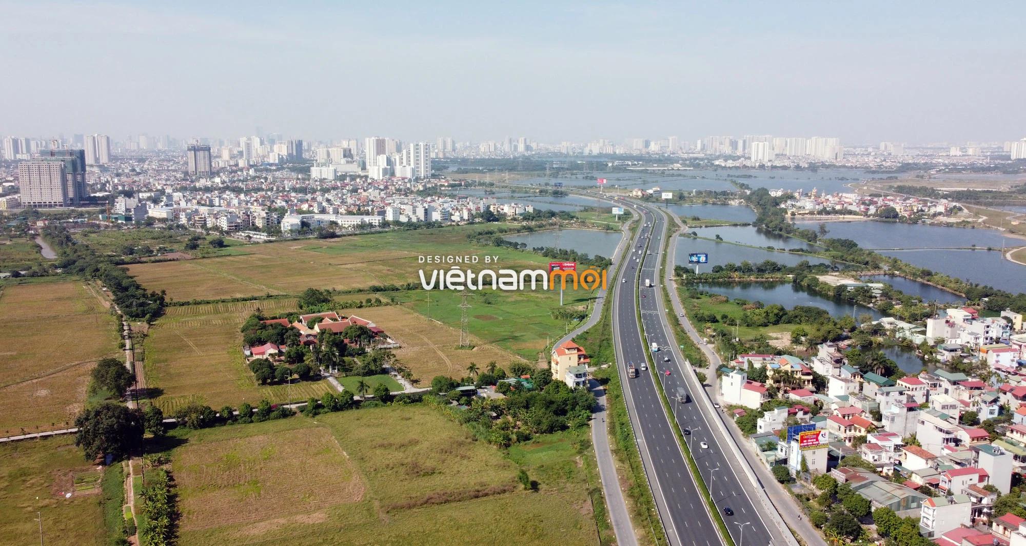 Thanh Trì kiến nghị bố trí vốn làm loạt dự án giao thông - Ảnh 1.
