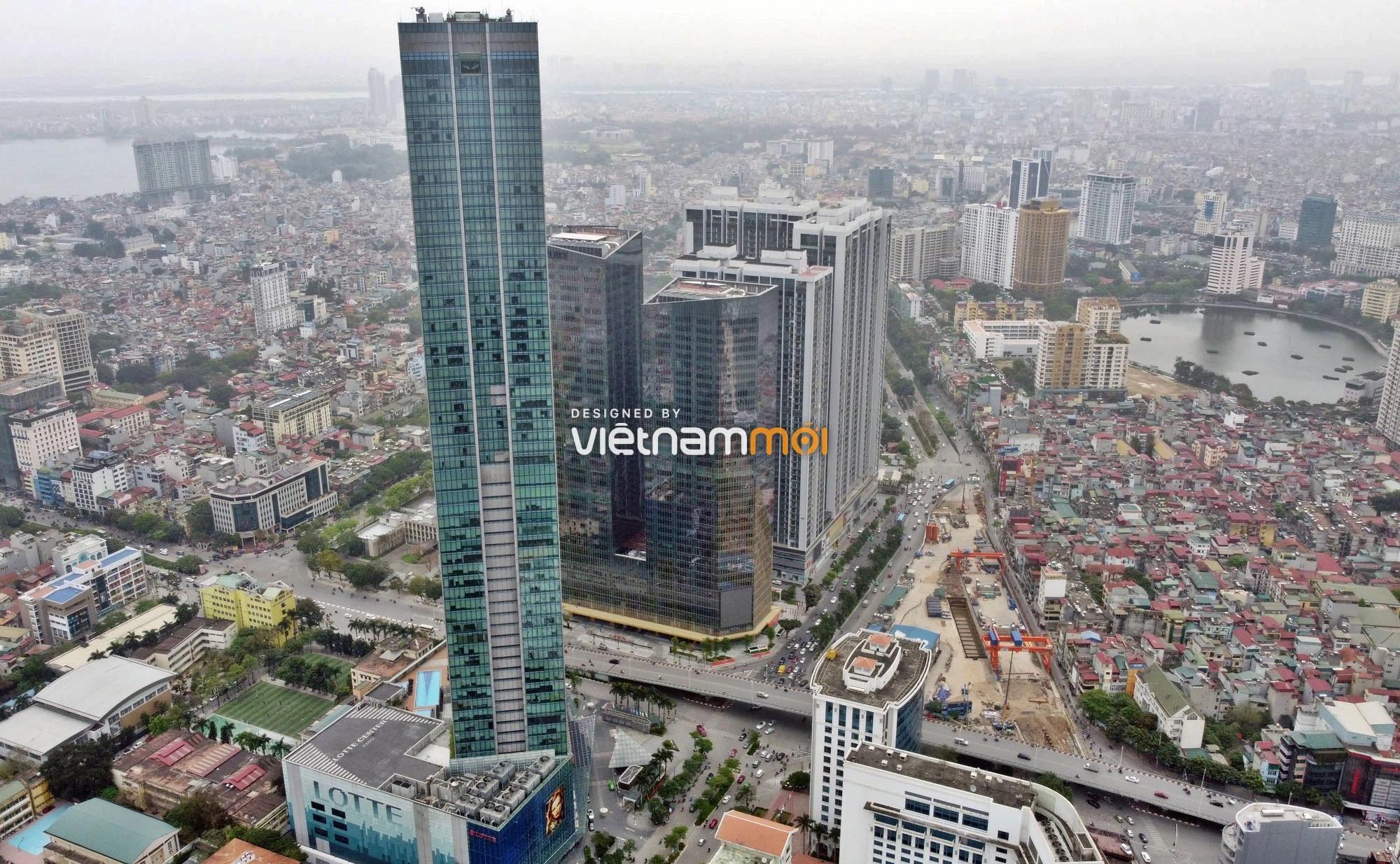 Cận cảnh tòa nhà duy nhất được xây trên 50 tầng ở vùng nội đô lịch sử - Ảnh 3.