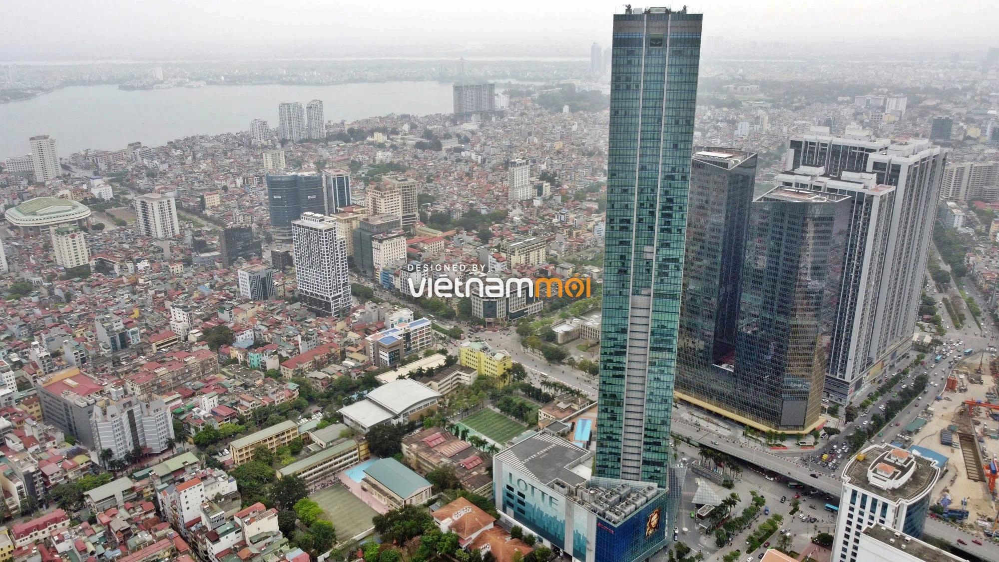Cận cảnh tòa nhà duy nhất được xây trên 50 tầng ở vùng nội đô lịch sử - Ảnh 5.
