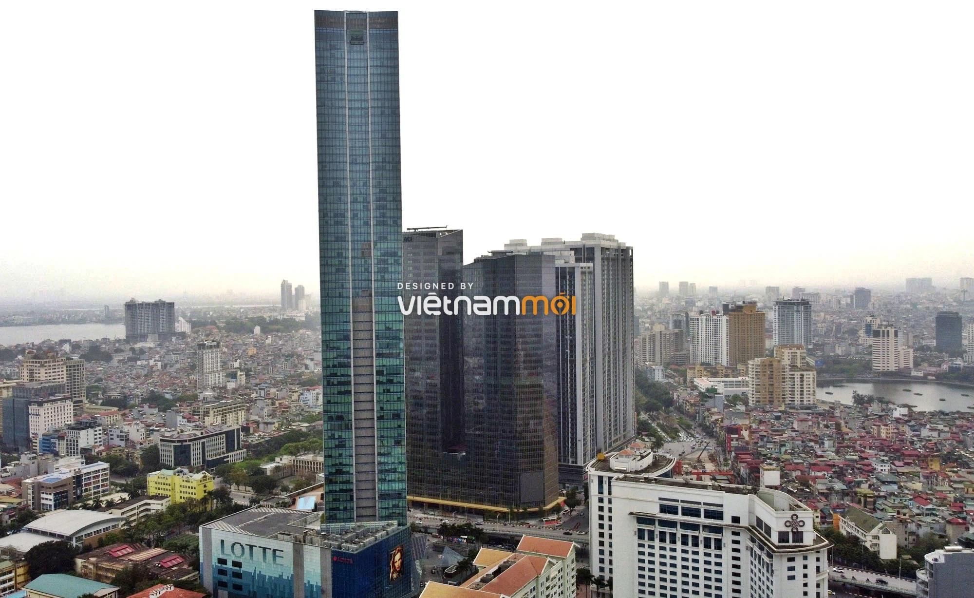 Cận cảnh tòa nhà duy nhất được xây trên 50 tầng ở vùng nội đô lịch sử - Ảnh 6.