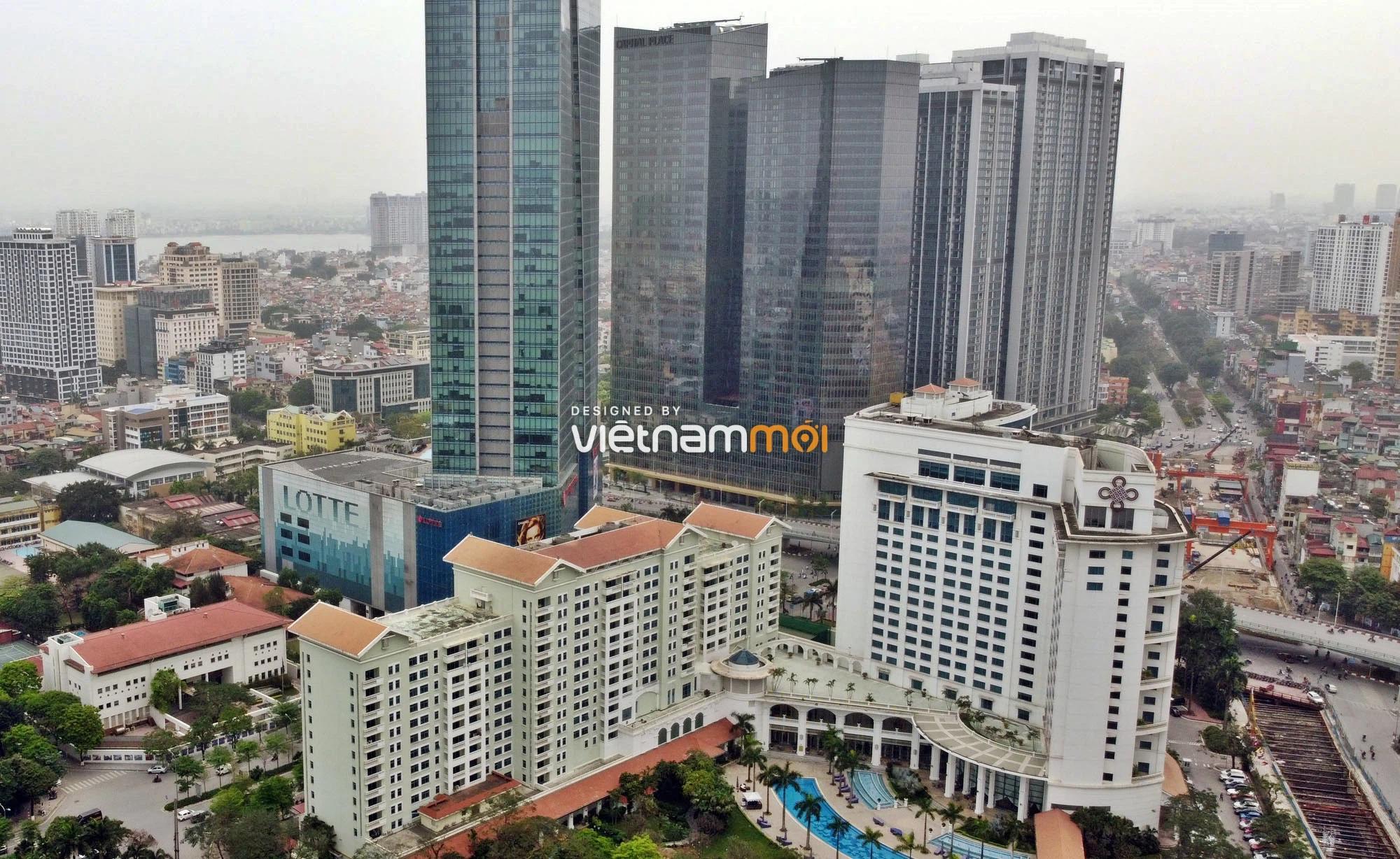 Cận cảnh tòa nhà duy nhất được xây trên 50 tầng ở vùng nội đô lịch sử - Ảnh 7.