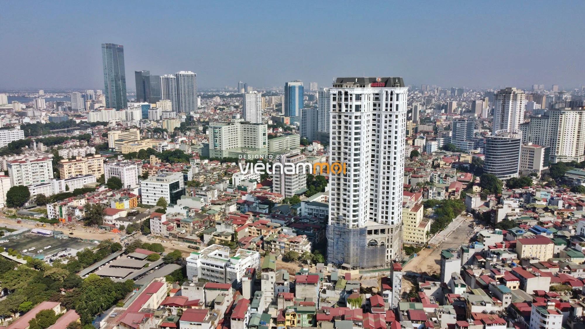 Cận cảnh tòa nhà duy nhất được xây trên 50 tầng ở vùng nội đô lịch sử - Ảnh 9.