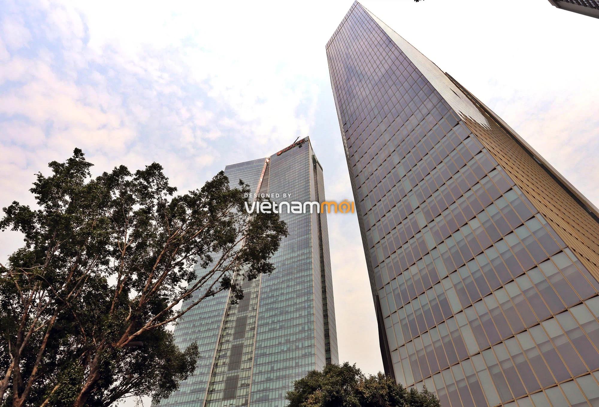 Cận cảnh tòa nhà duy nhất được xây trên 50 tầng ở vùng nội đô lịch sử - Ảnh 11.