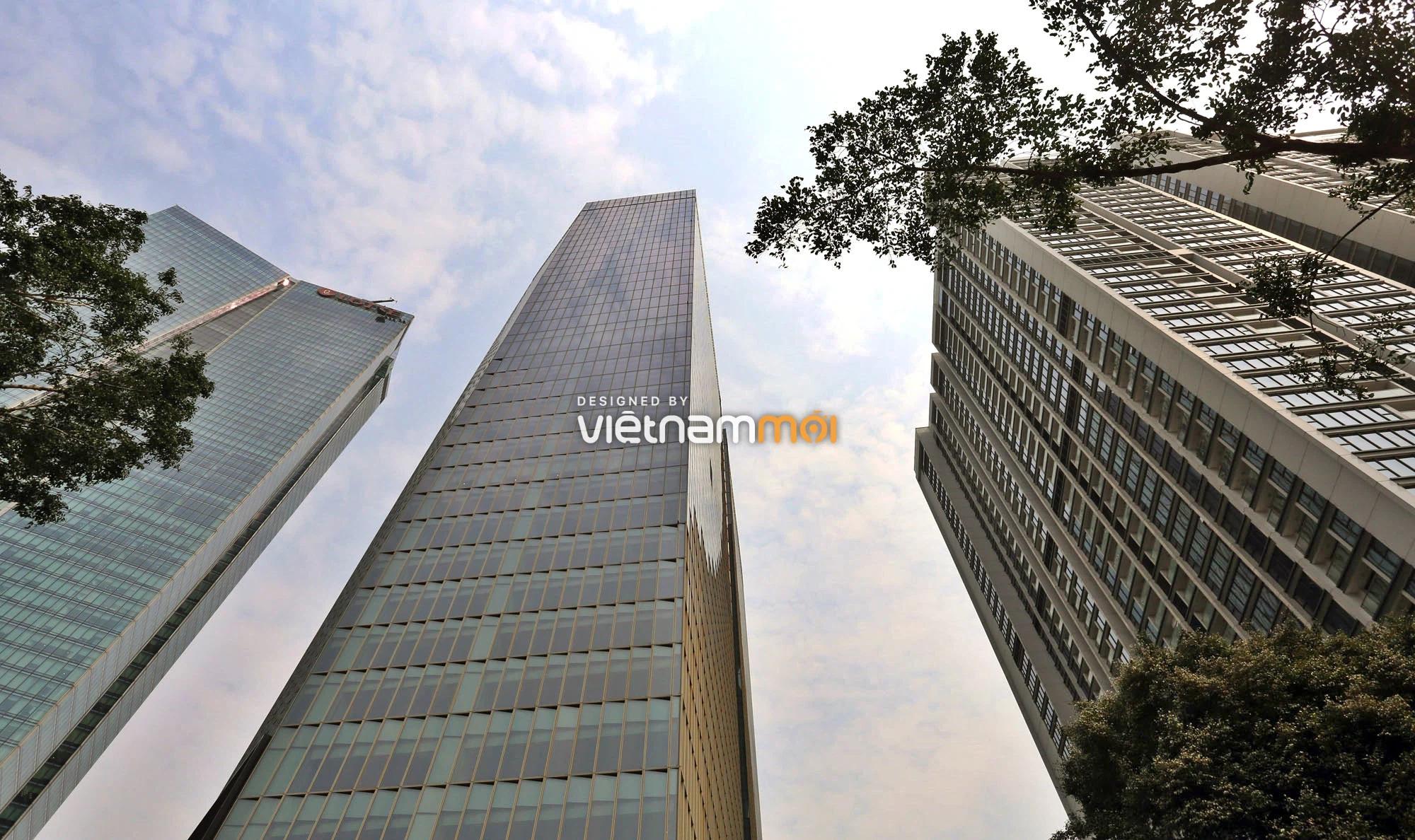 Cận cảnh tòa nhà duy nhất được xây trên 50 tầng ở vùng nội đô lịch sử - Ảnh 12.