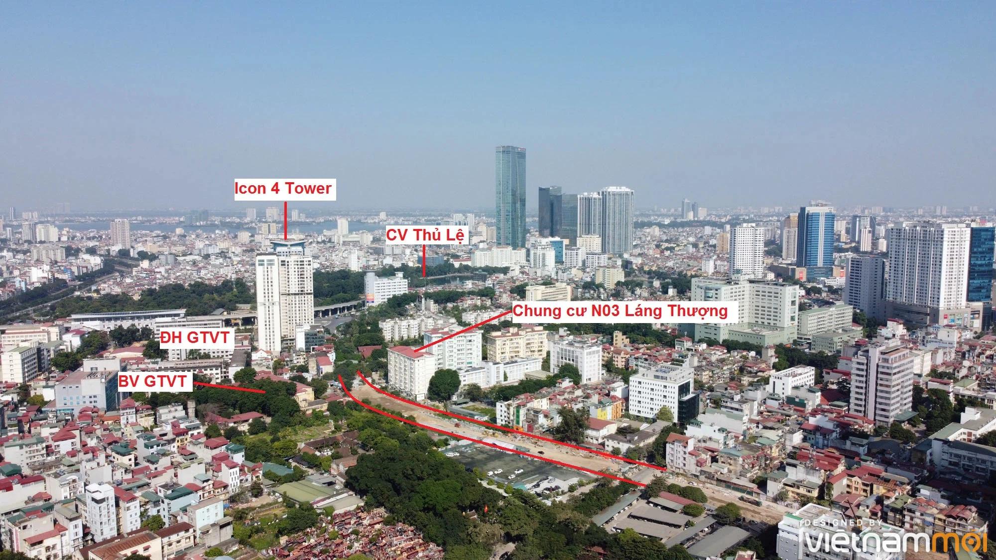 4 đường lớn sắp mở trong vùng nội đô lịch sử Hà Nội - Ảnh 10.