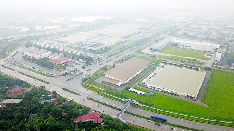 Hà Nội sẽ xây dựng hạ tầng 43 cụm công nghiệp trong năm nay - Ảnh 1.