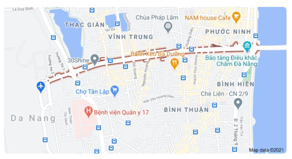 Giá đất đường Nguyễn Văn Linh, thành phố Đà Nẵng - Ảnh 2.