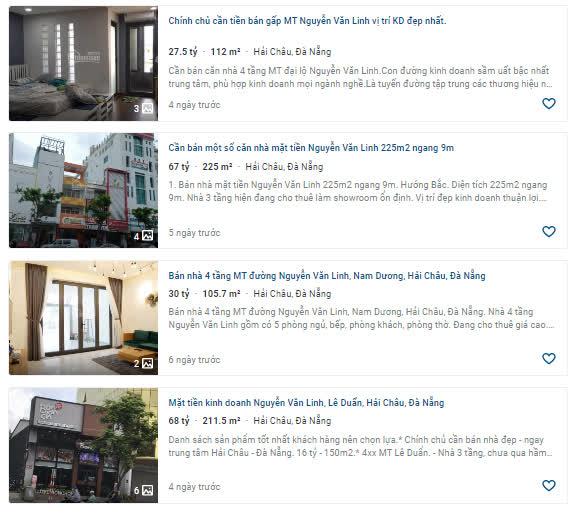 Giá đất đường Nguyễn Văn Linh, thành phố Đà Nẵng - Ảnh 6.