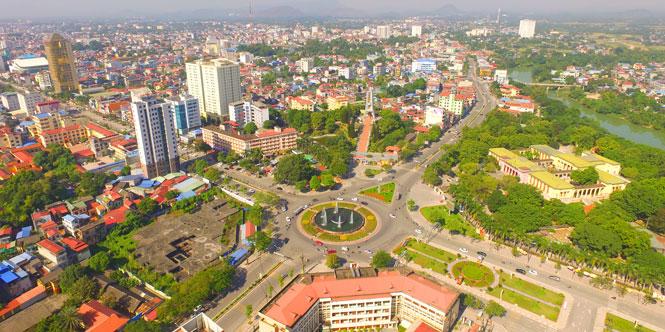 Thái Nguyên sắp có hai khu đô thị hơn 350 ha của FLC  - Ảnh 1.
