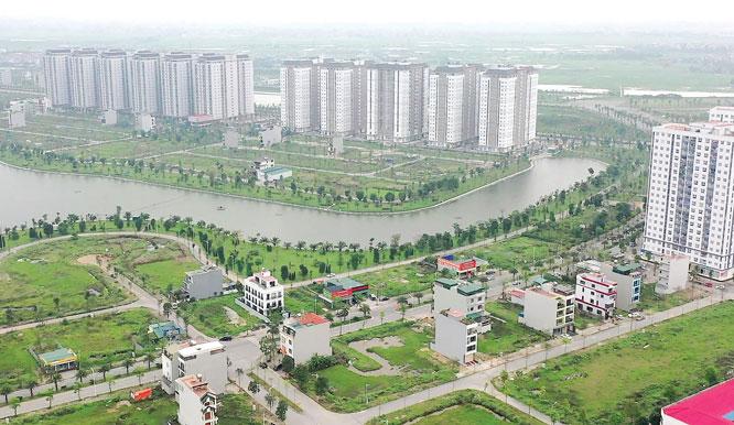 Huyện Thanh Oai, Hà Nội muốn lên quận vào năm 2028 - Ảnh 1.