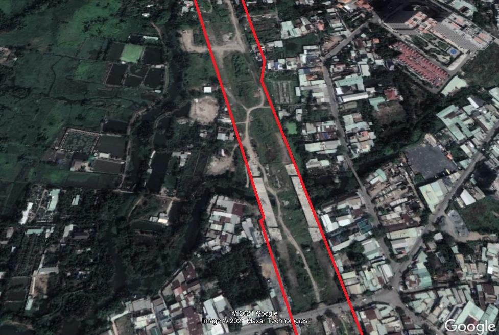 Cao tốc HCM - Thủ Dầu Một - Chơn Thành chạy qua TP Thủ Đức (Phần 2): Đoạn từ Quốc lộ 1A đến đường Phạm Văn Đồng - Ảnh 6.