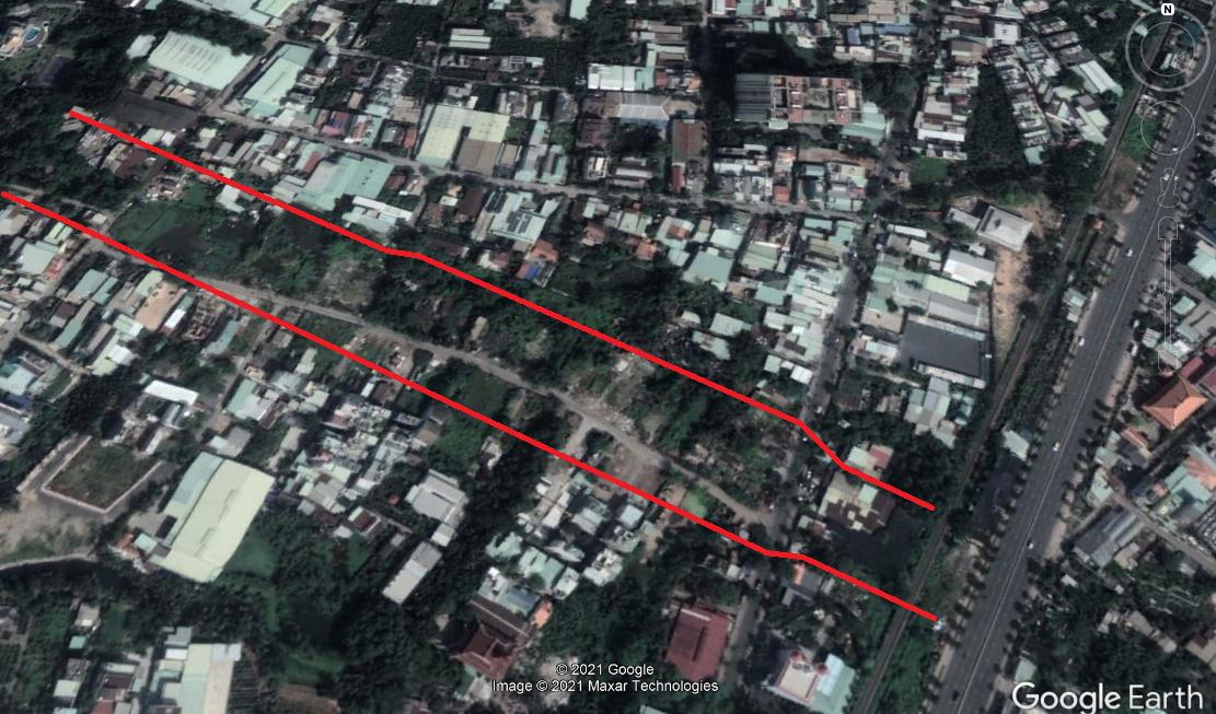Cao tốc HCM - Thủ Dầu Một - Chơn Thành chạy qua TP Thủ Đức (Phần 2): Đoạn từ Quốc lộ 1A đến đường Phạm Văn Đồng - Ảnh 9.