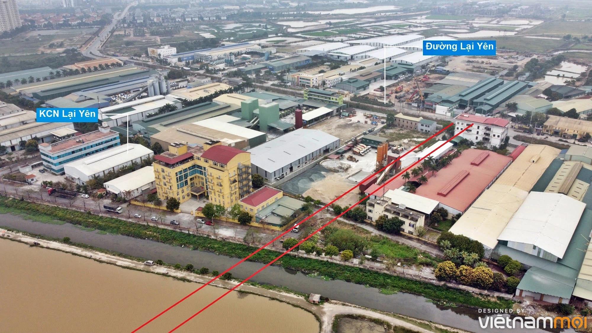 Đường sẽ mở theo quy hoạch ở xã Vân Canh, Hoài Đức, Hà Nội (phần 4) - Ảnh 5.
