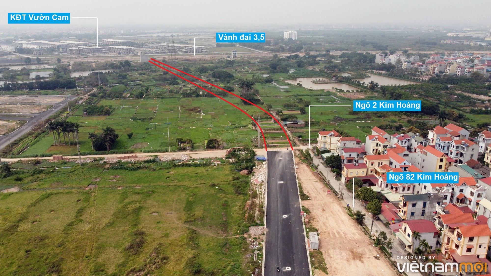 Đường sẽ mở theo quy hoạch ở xã Vân Canh, Hoài Đức, Hà Nội (phần 5) - Ảnh 7.