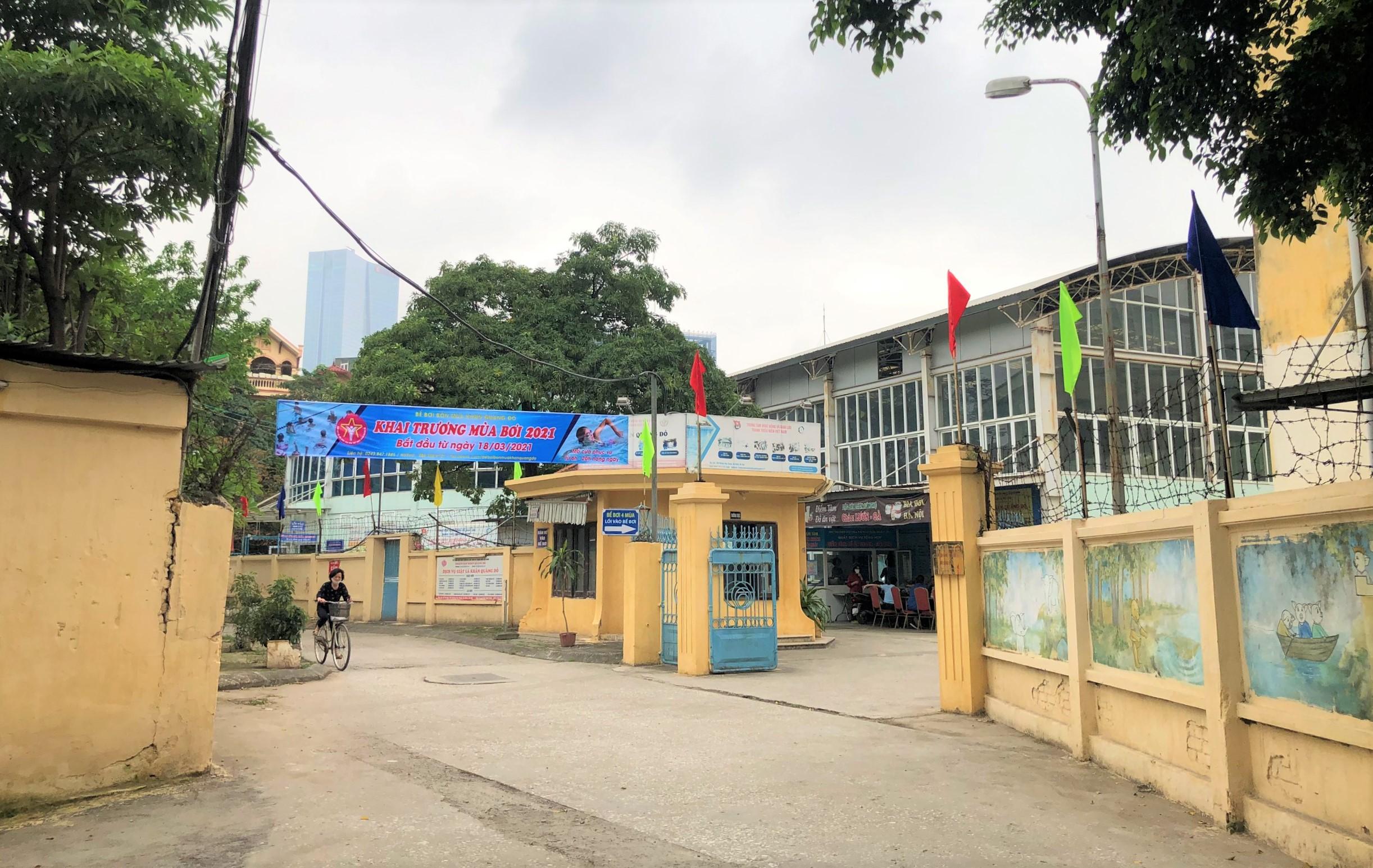 Đường sắp mở theo quy hoạch ở phường Liễu Giai, Ba Đình, Hà Nội (phần 2): Đường nối Đội Cấn - Hoàng Hoa Thám  - Ảnh 10.