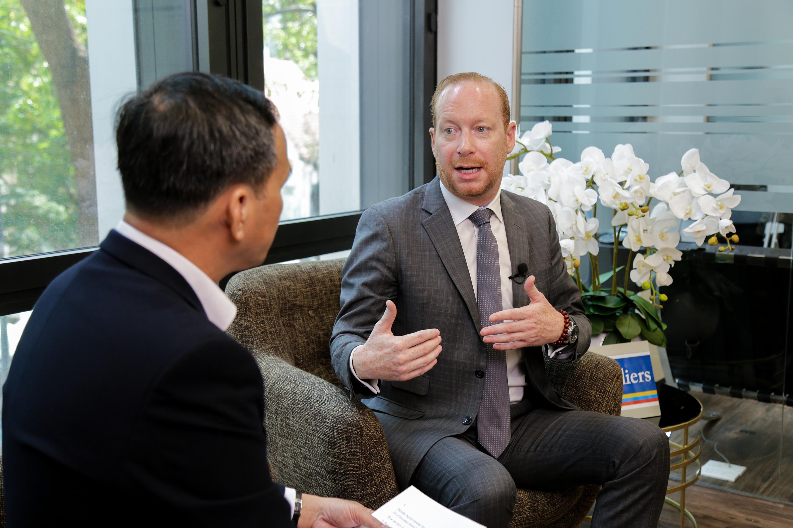Collier Việt Nam: Nhà đầu tư cẩn trọng khi chạy theo những 'cơn sốt' đất tại Bình Dương - Ảnh 1.