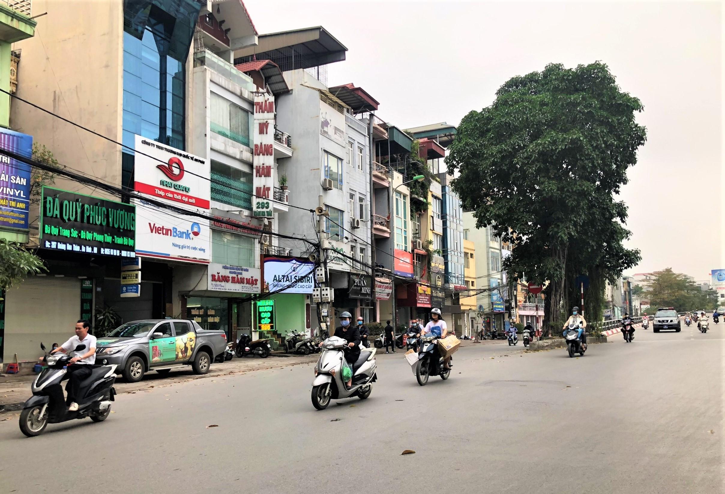 Đường sắp mở theo quy hoạch ở phường Liễu Giai, Ba Đình, Hà Nội (phần 2): Đường nối Đội Cấn - Hoàng Hoa Thám  - Ảnh 13.