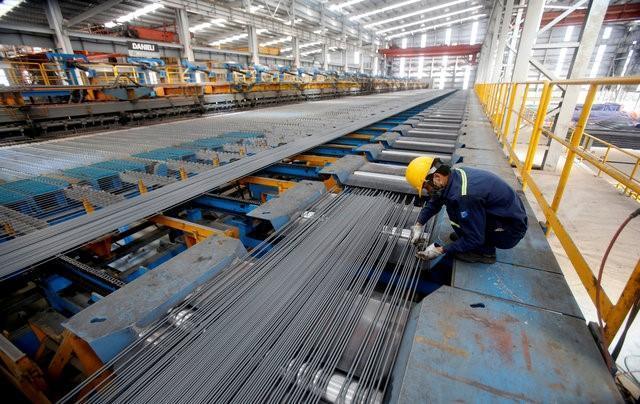 Giá thép xây dựng hôm nay 25/3: Quay đầu tăng trên Sàn Thượng Hải - Ảnh 3.