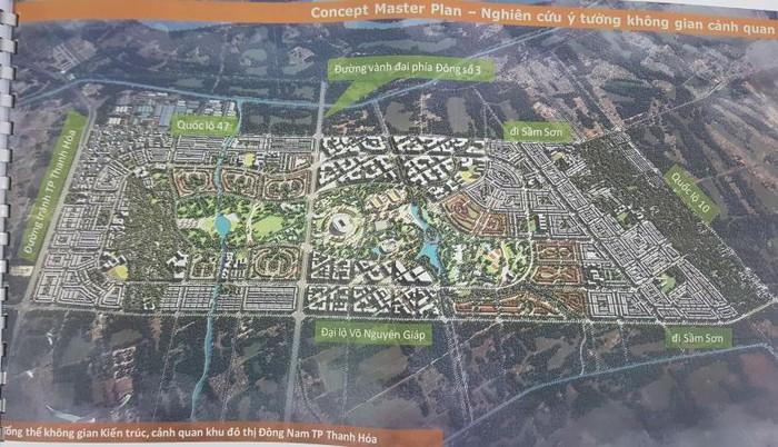 Khu đô thị 1.500 ha của Sun Group tại Thanh Hóa đang thực hiện đến đâu? - Ảnh 1.