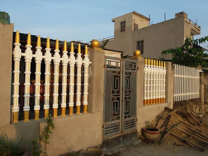 Gợi ý một số mẫu hàng rào đẹp và kiên cố cho nhà cấp 4 - Ảnh 15.