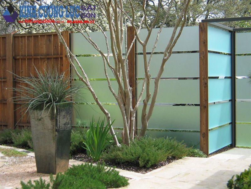 Gợi ý một số mẫu hàng rào đẹp và kiên cố cho nhà cấp 4 - Ảnh 25.