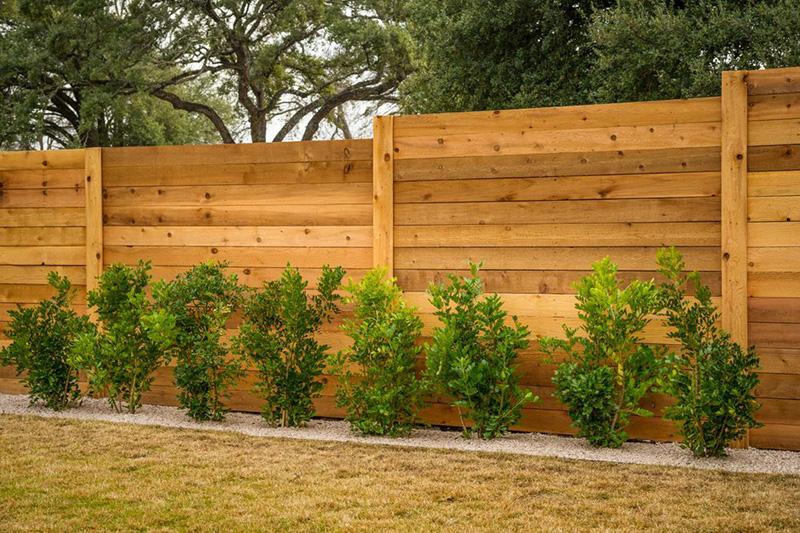 Gợi ý một số mẫu hàng rào đẹp và kiên cố cho nhà cấp 4 - Ảnh 7.