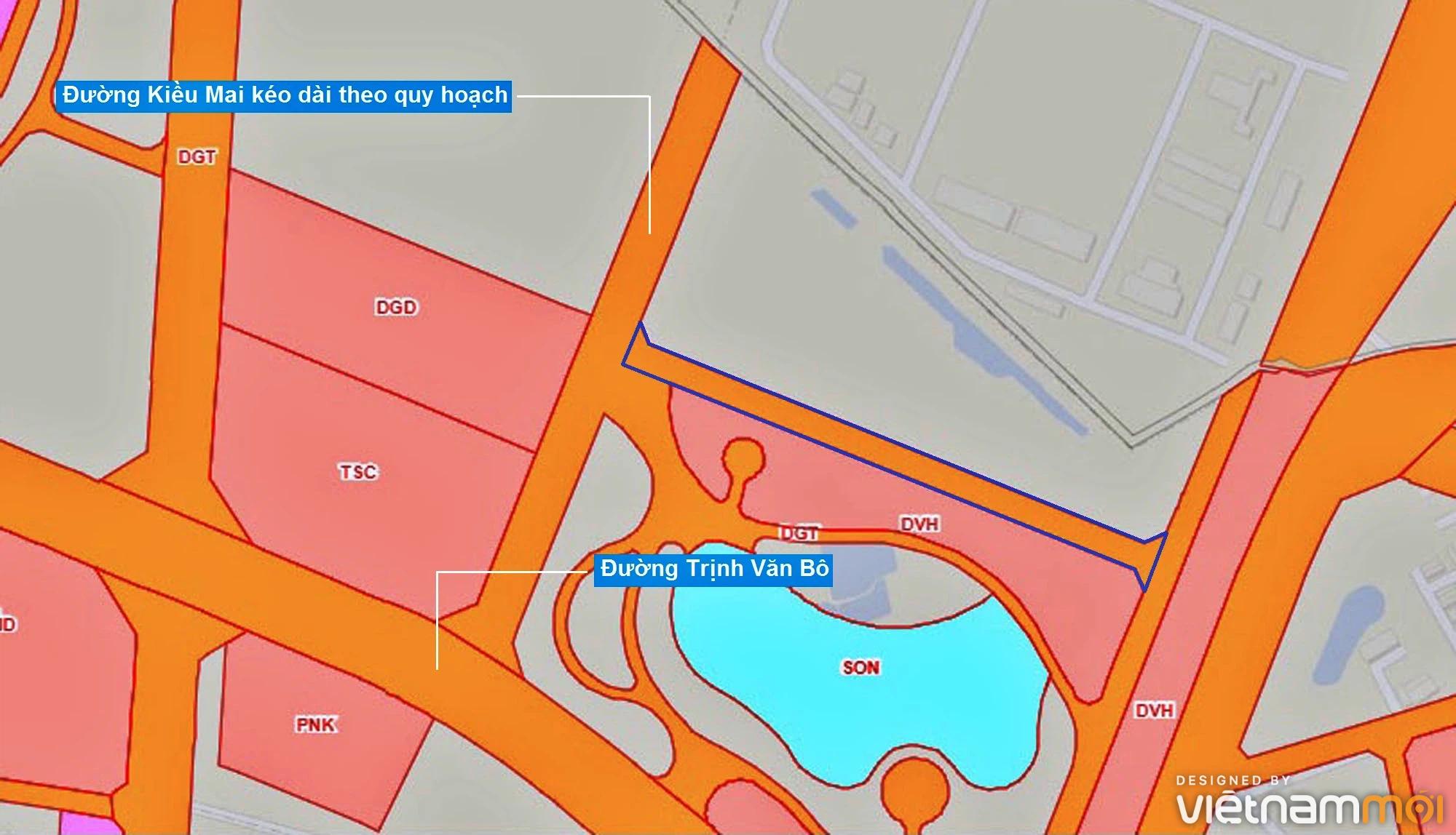 Những khu đất sắp thu hồi để mở đường ở phường Phương Canh, Nam Từ Liêm, Hà Nội (phần 3) - Ảnh 2.