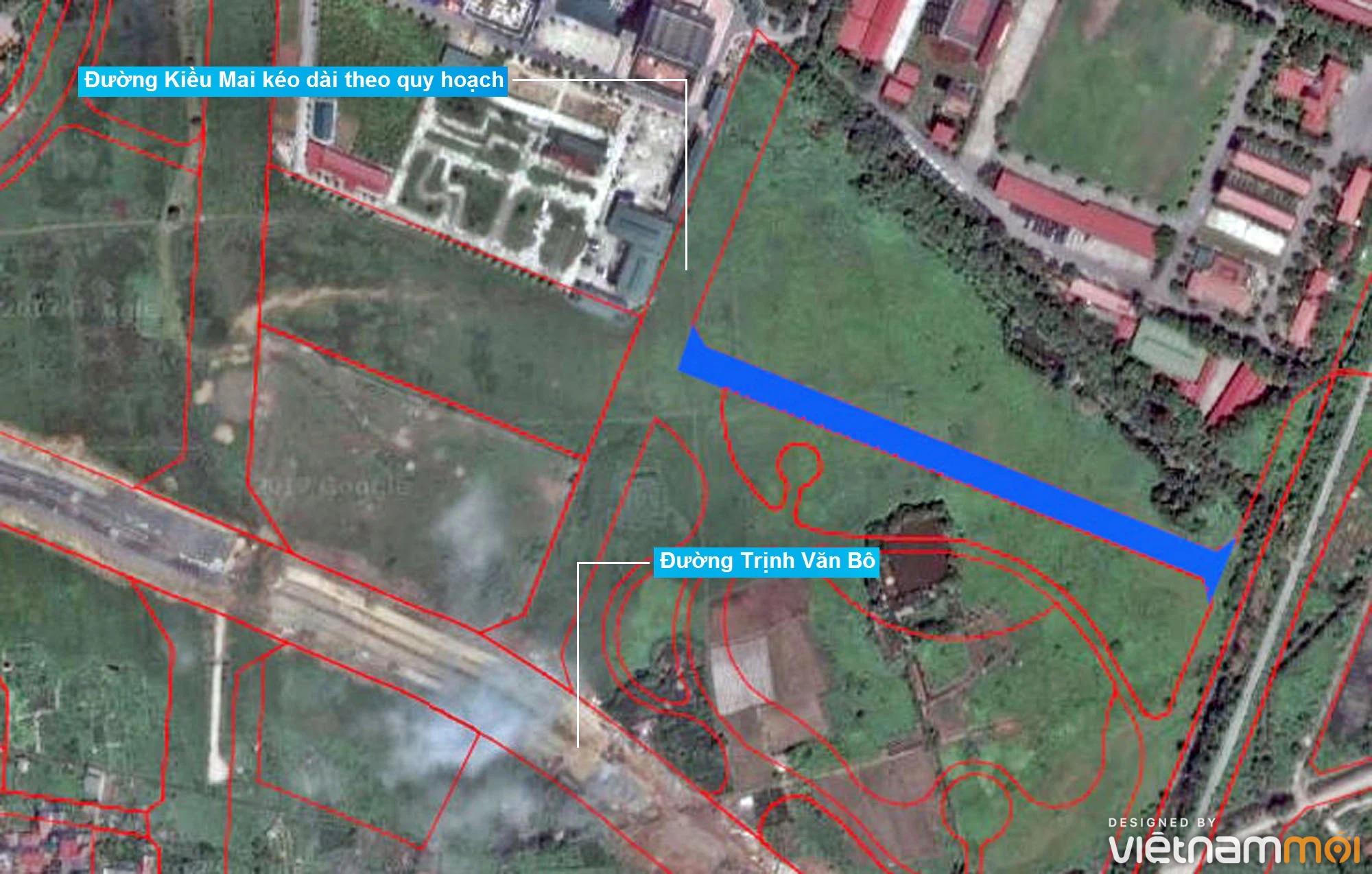 Những khu đất sắp thu hồi để mở đường ở phường Phương Canh, Nam Từ Liêm, Hà Nội (phần 3) - Ảnh 3.