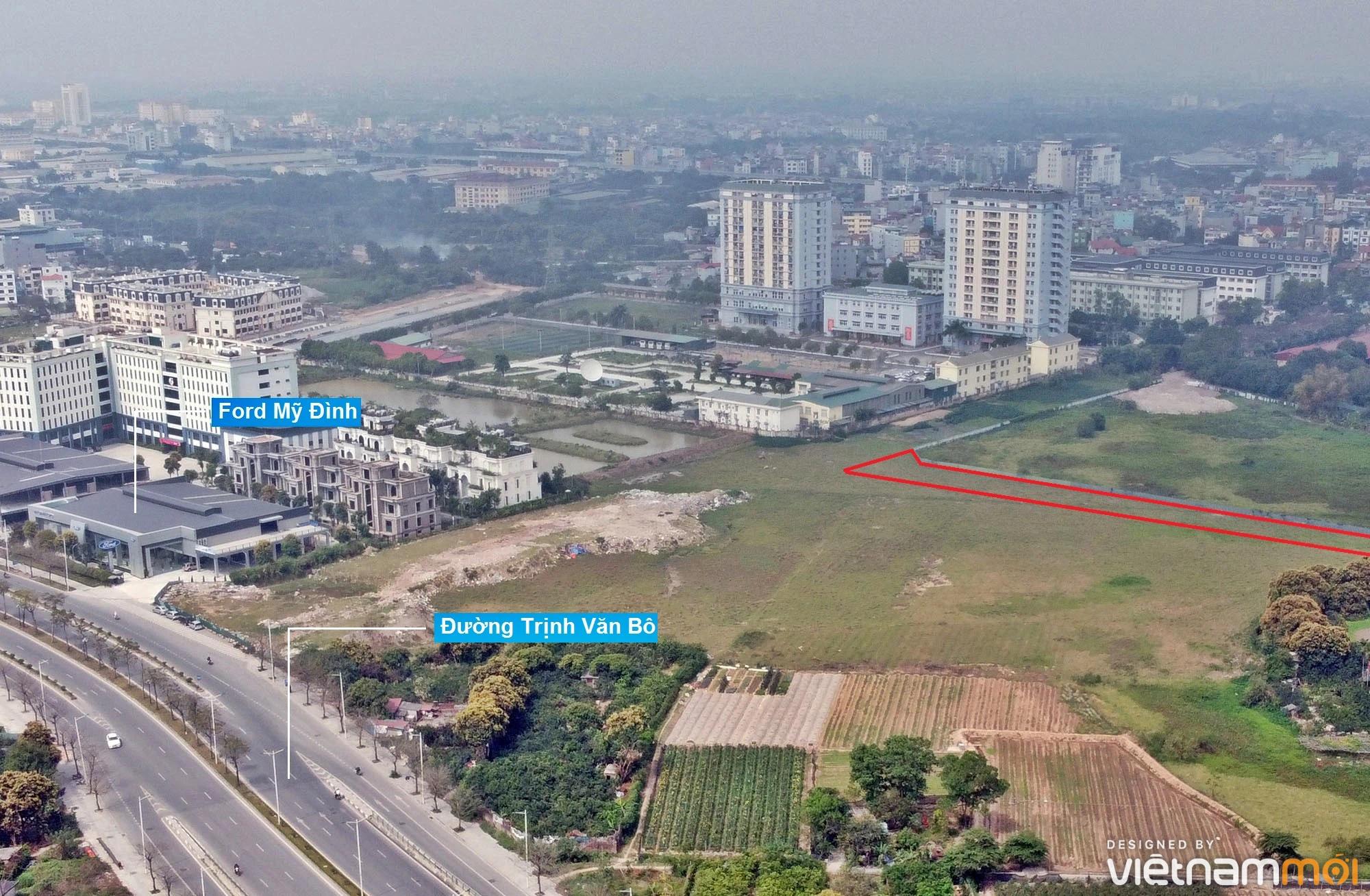 Những khu đất sắp thu hồi để mở đường ở phường Phương Canh, Nam Từ Liêm, Hà Nội (phần 3) - Ảnh 5.