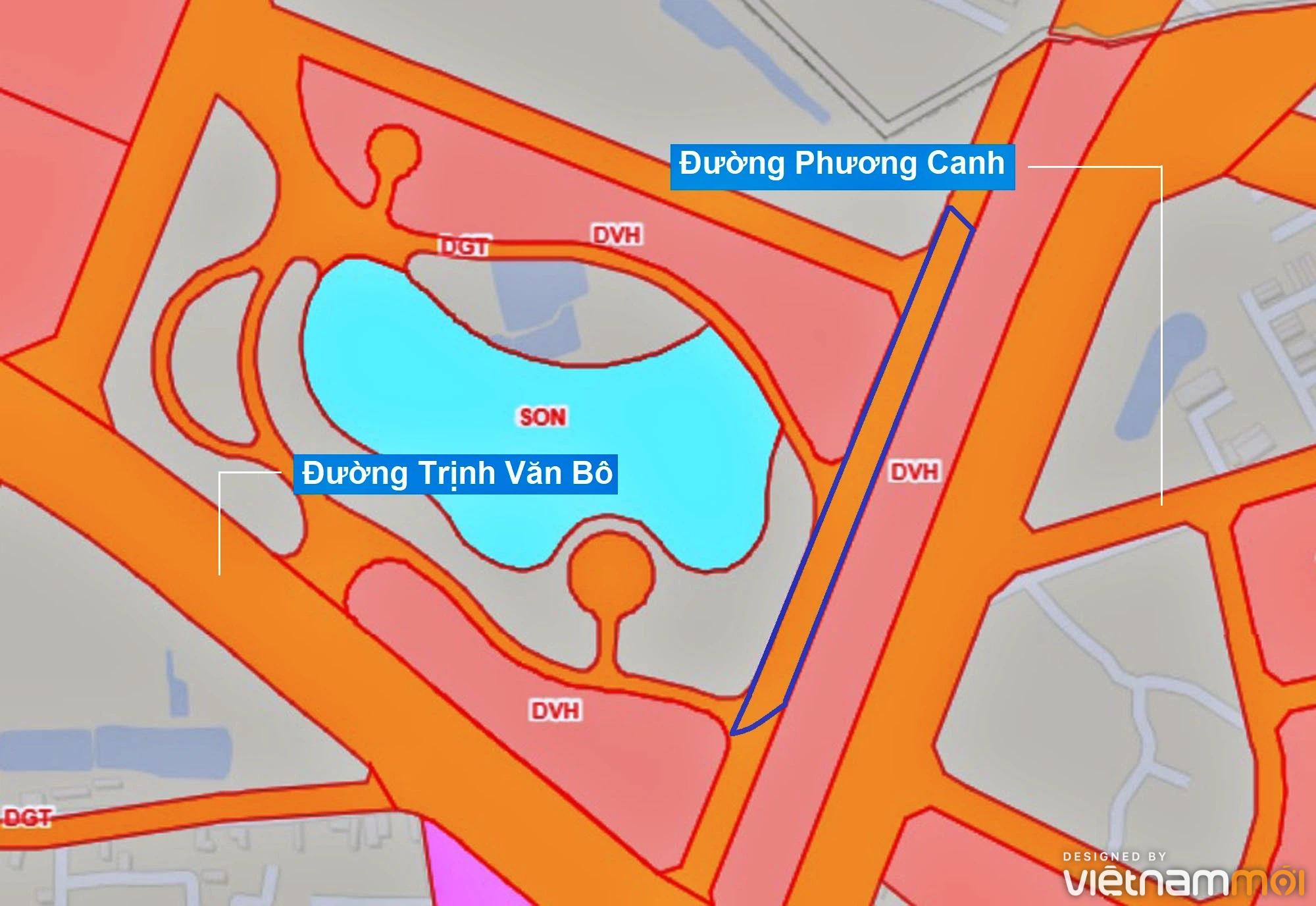Những khu đất sắp thu hồi để mở đường ở phường Phương Canh, Nam Từ Liêm, Hà Nội (phần 3) - Ảnh 7.