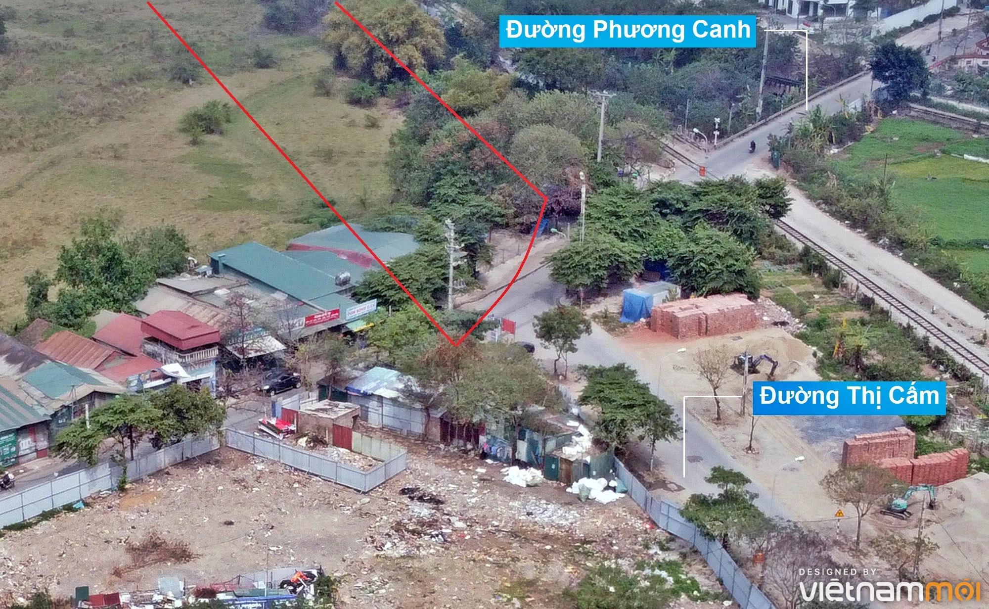 Những khu đất sắp thu hồi để mở đường ở phường Phương Canh, Nam Từ Liêm, Hà Nội (phần 3) - Ảnh 9.