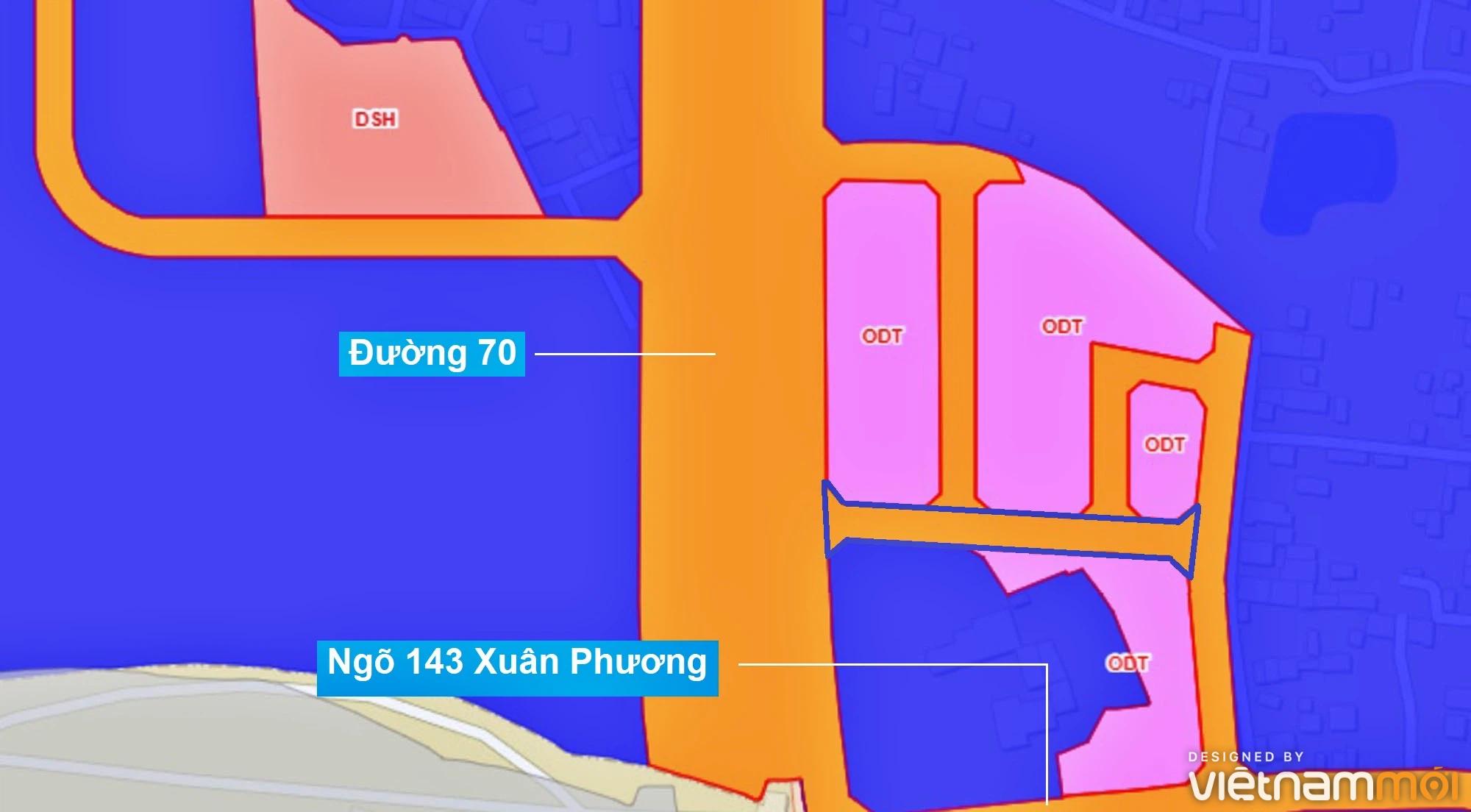 Những khu đất sắp thu hồi để mở đường ở phường Phương Canh, Nam Từ Liêm, Hà Nội (phần 3) - Ảnh 12.