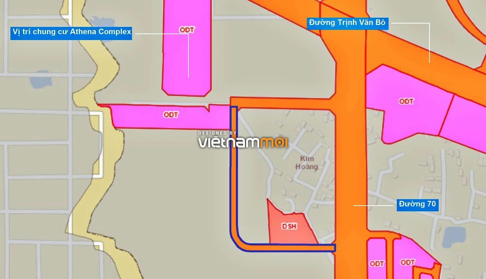 Những khu đất sắp thu hồi để mở đường ở phường Phương Canh, Nam Từ Liêm, Hà Nội (phần 2) - Ảnh 2.