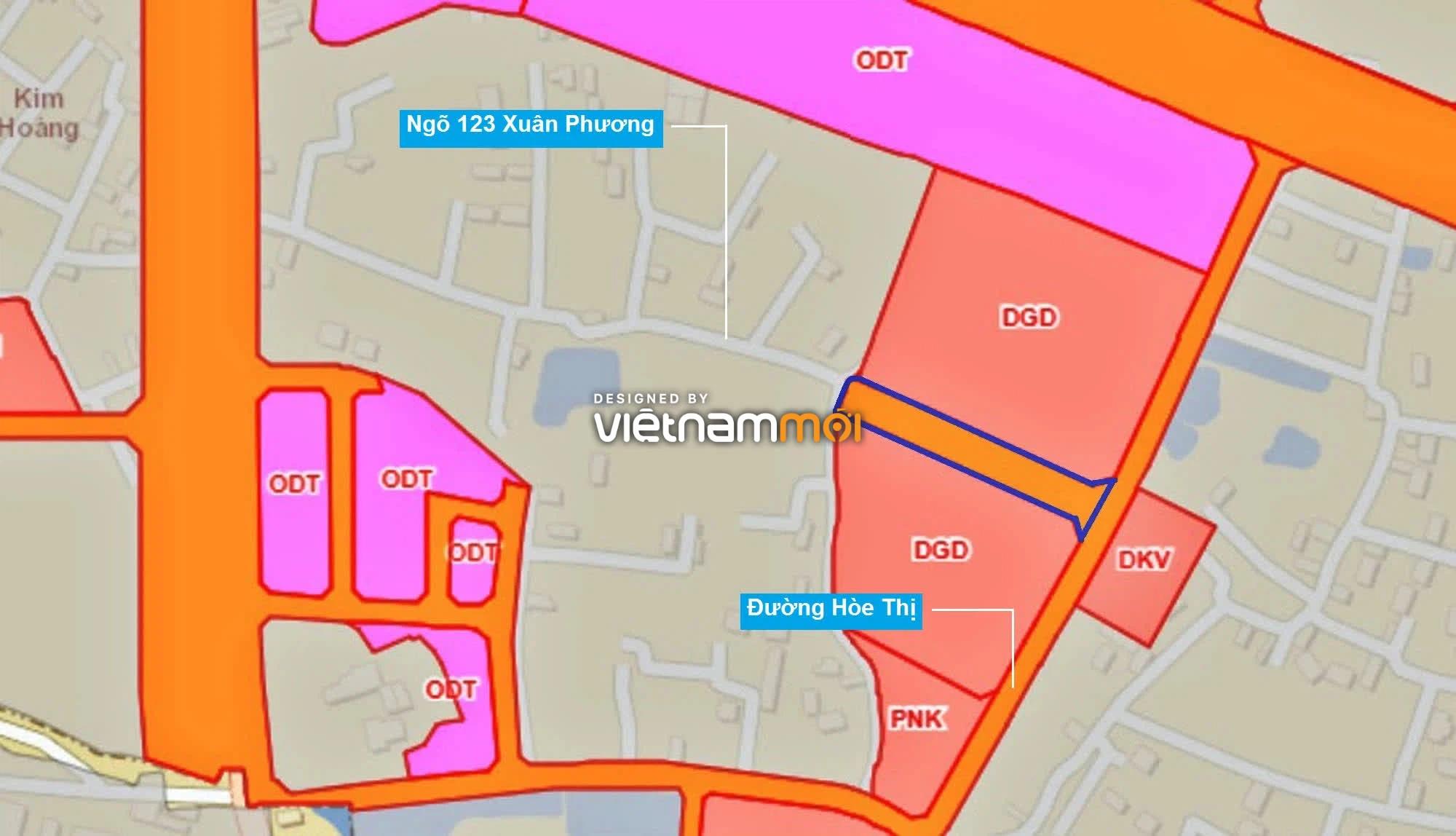 Những khu đất sắp thu hồi để mở đường ở phường Phương Canh, Nam Từ Liêm, Hà Nội (phần 2) - Ảnh 7.