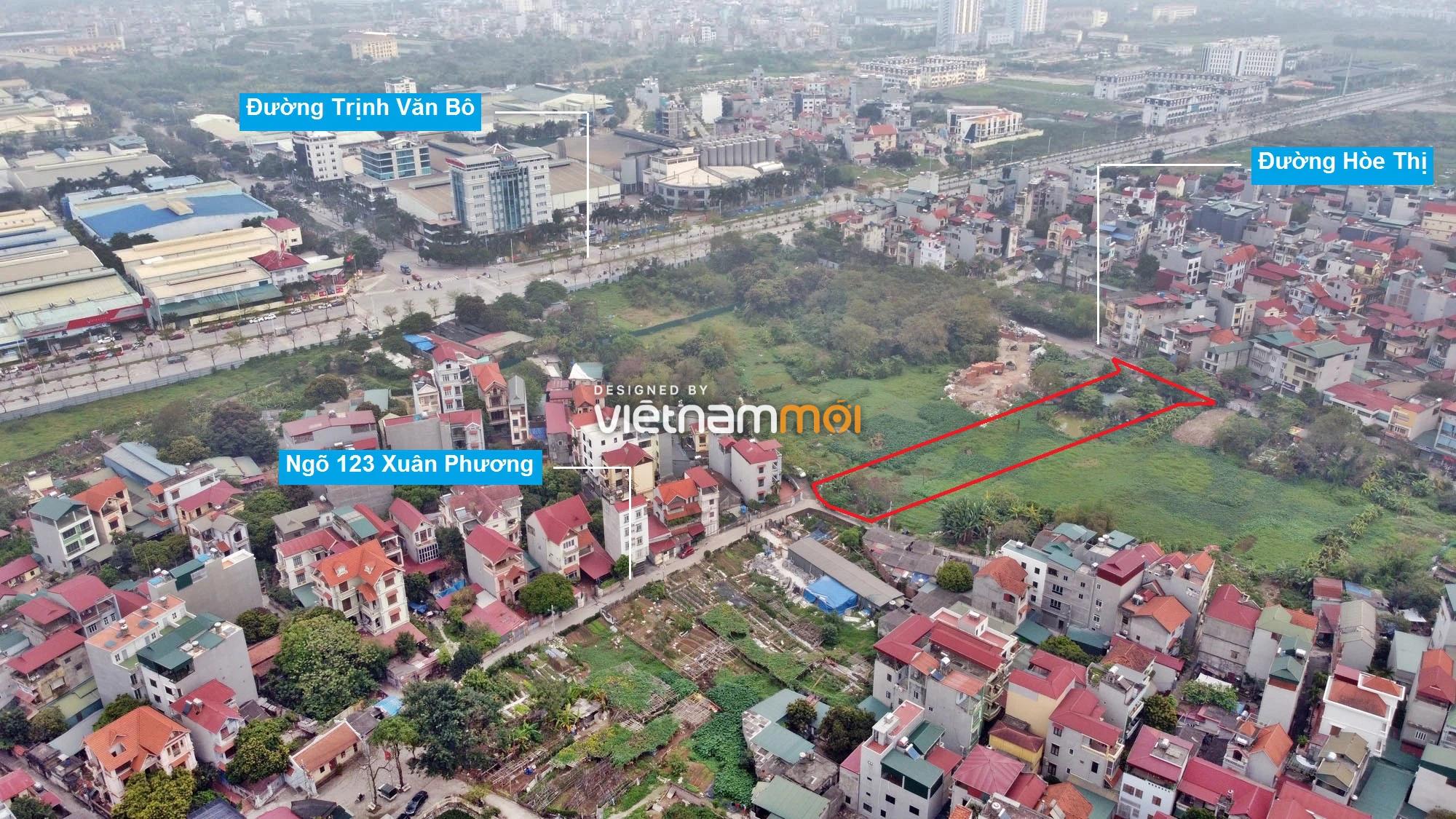 Những khu đất sắp thu hồi để mở đường ở phường Phương Canh, Nam Từ Liêm, Hà Nội (phần 2) - Ảnh 9.