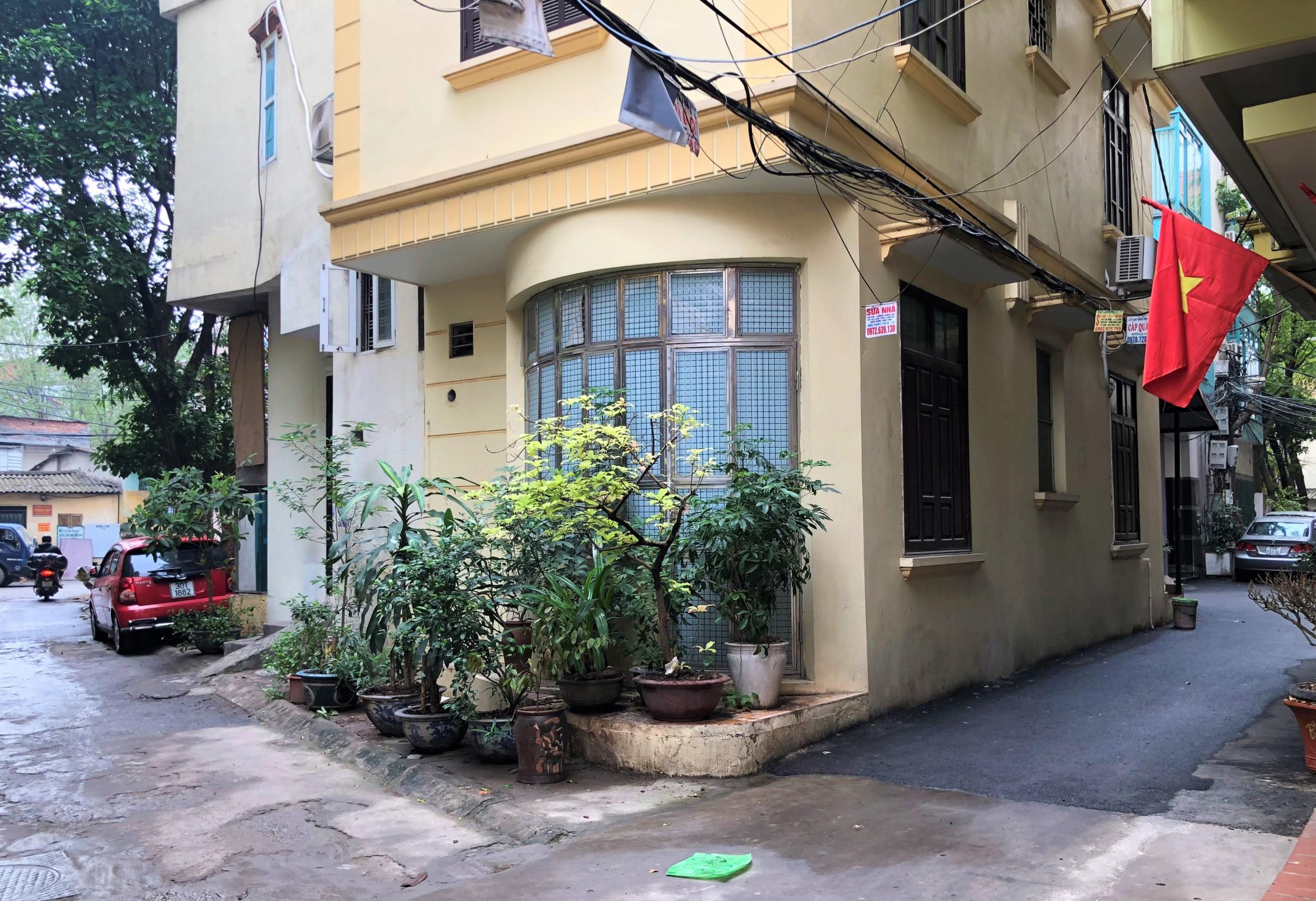 Đường sắp mở theo quy hoạch ở phường Liễu Giai, Ba Đình, Hà Nội (phần 2): Đường nối Đội Cấn - Hoàng Hoa Thám  - Ảnh 6.