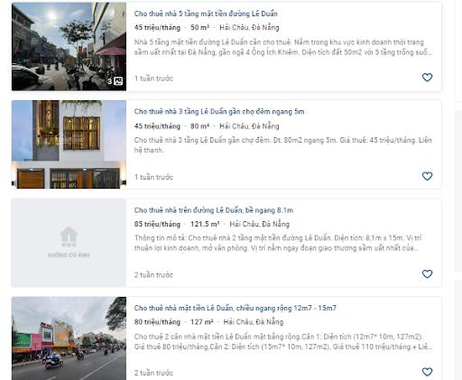 Giá đất đường Lê Duẩn, thành phố Đà Nẵng - Ảnh 6.
