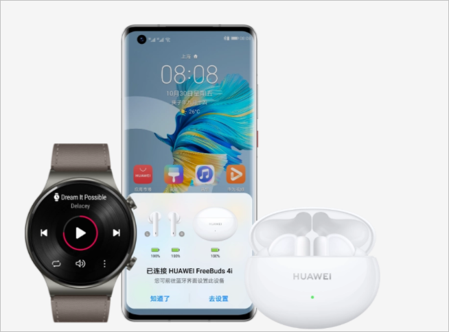 Huawei FreeBuds 4i với ANC phát nhạc liên tục 10 giờ - Ảnh 4.
