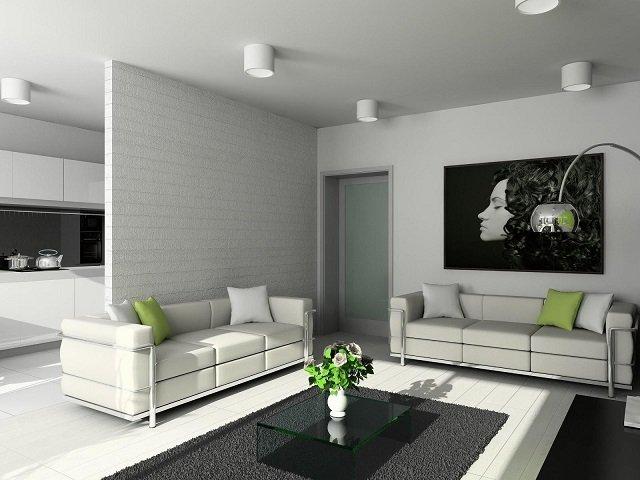 Tham khảo những mẫu vách ngăn phòng khách đẹp năm 2021  - Ảnh 7.