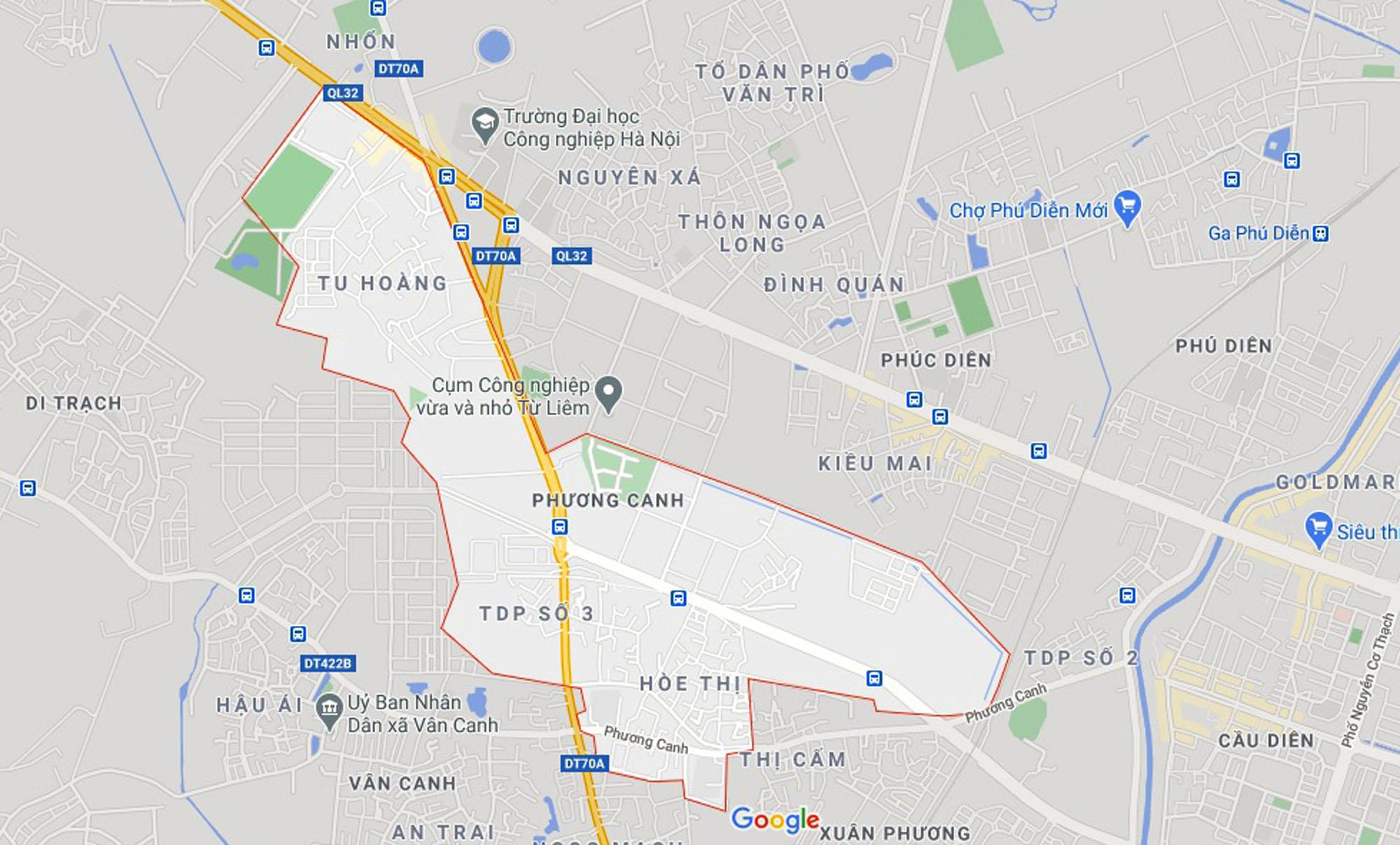 Những khu đất sắp thu hồi để mở đường ở phường Phương Canh, Nam Từ Liêm, Hà Nội (phần 3) - Ảnh 1.
